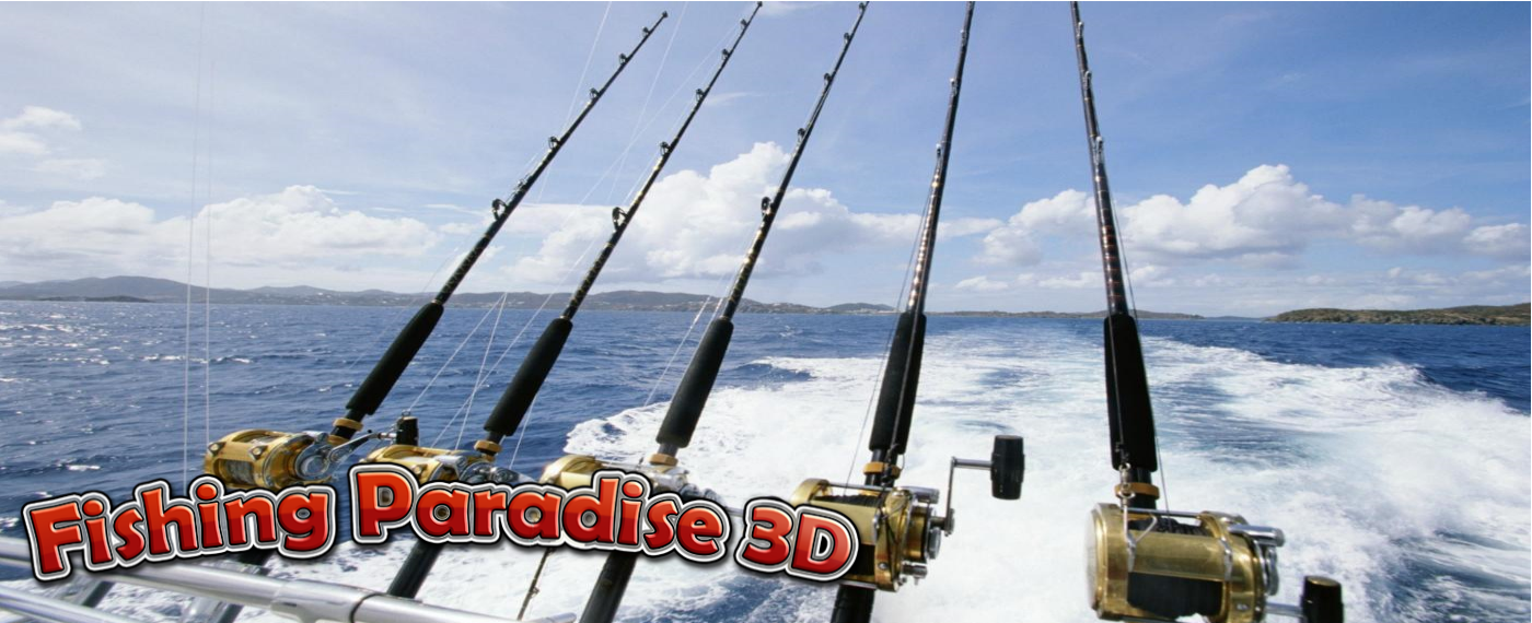 Coming Soon in Partnership with Fishing Paradise 3d